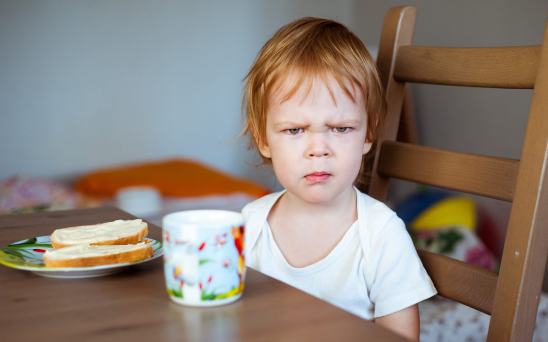 Help Your Picky Eater: Four Positive Strategies